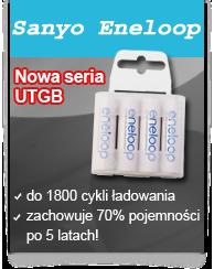 Sanyo Eneloop UTGB