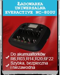 NC-800U ładowarka uniwersalna