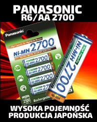 Panasonic 2700