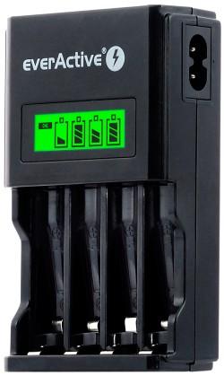 Wygląd ładowarki akumulatorków everActive NC-450