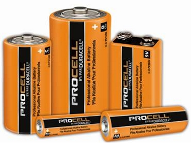 Baterie Duracell Industrial (Procell)