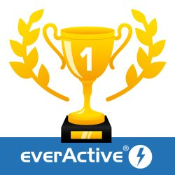 Nagrody dla baterii everActive