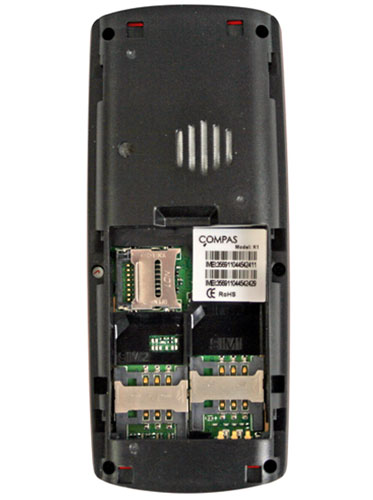 Telefon GSM PLATINET COMPAS K1 Dual SIM
