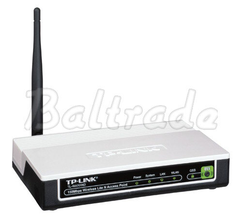 Access point AP/APC/Client Wi-Fi TP-LINK TL-WA701ND