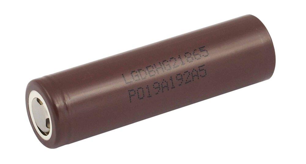 Akumulator 18650 Li ion 3000 mAh LG HG2. Ogniwo litowo jonowe