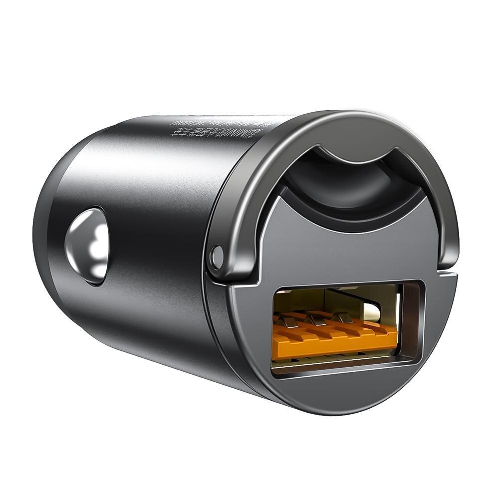 Baseus Tiny Star Mini VCHXXU VCHX A0G 30W szybka ładowarka samochodowa z gniazdem USB Quick Charge 3.0