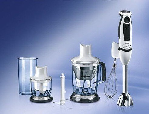 Blender Braun Multiquick MR 6550 MBCHC