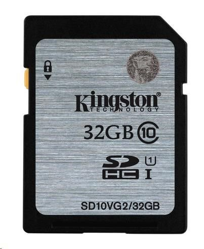 Karta pamięci Kingston SDHC 32GB class 10 UHS-I - 45MB/s