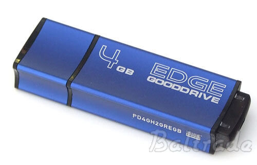 Pendrive GoodRam Edge 4GB szafir