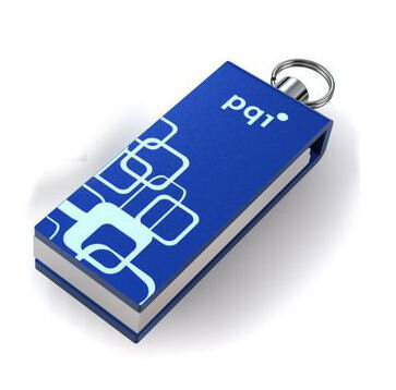 Pendrive PQI Mini I-Stick i812 8GB NIEBIESKI
