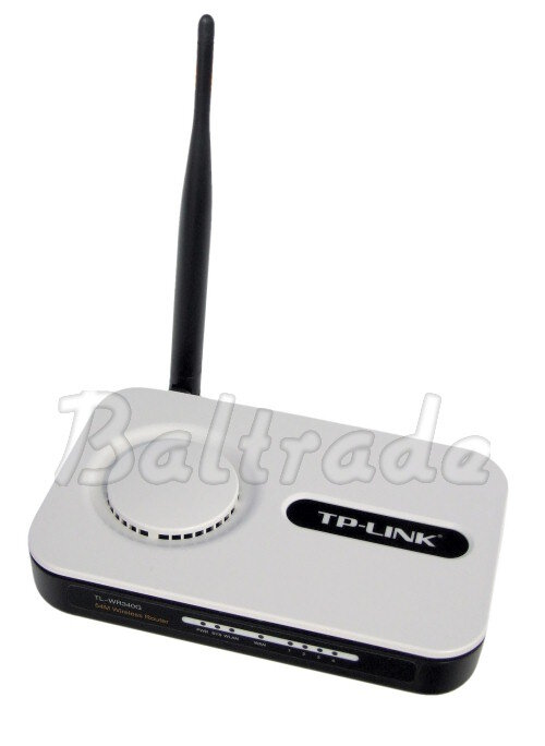 Router / AP Wi-Fi TP-LINK TL-WR340G