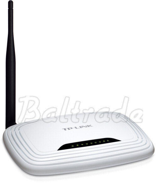 Router / AP Wi-Fi TP-LINK TL-WR740N