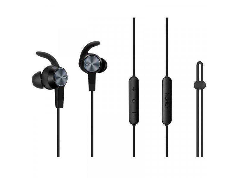 08cc3cb15de93 Słuchawki sportowe Bluetooth z mikrofonem Huawei AM61 Sport czarne ...