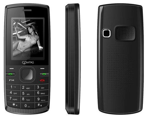 Telefon GSM PLATINET COMPAS K1+ Dual SIM