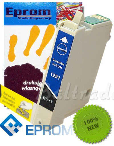 Tusz Epson 425 T1291 Black 11 ml (C13T12914010)