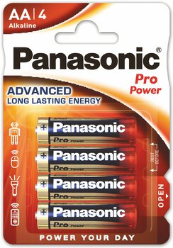48 x Panasonic Alkaline PRO Power LR6/AA (blister)