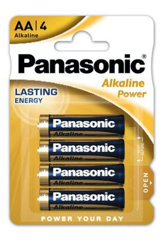 48 x Panasonic Alkaline Power LR6/AA (blister)