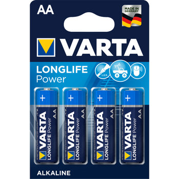 80 x Varta Longlife Power LR6/AA 4906 (High Energy)