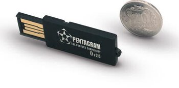 Adapter USB Bluetooth 2.0 + EDR Pentagram Fang Slim Pro P3012