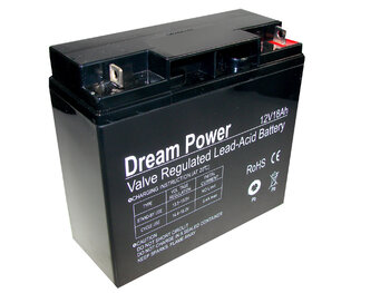 akumulator żelowy AGM Dream Power 12V 18Ah