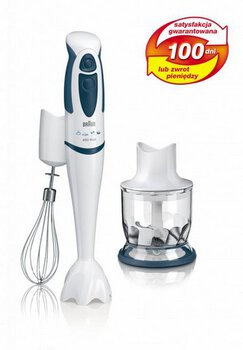 Blender Braun Multiquick MR 4050 RHC