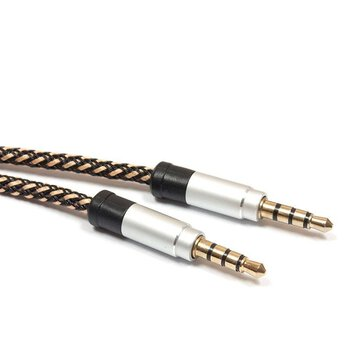 Kabel mini jack 3,5mm - mini jack 3,5mm eXtreme Audio 1,5m