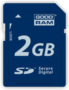 karta pamięci Secure Digital Goodram 2GB