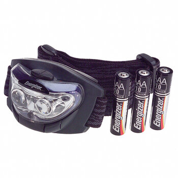 latarka czołowa Energizer Headlight 3LED