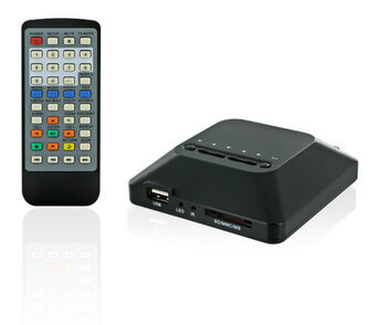 Mini Media Box 4World USB / SD
