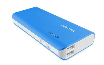 Mobilna bateria Power Bank ADATA PT100 10000mAh blue