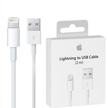 Oryginalny kabel USB Apple Lightning MD819ZM/A 2m