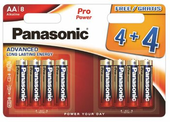96 x Panasonic Pro Power LR6/AA (blister)