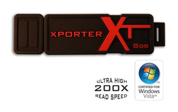Pendrive Patriot Xporter XT 8GB