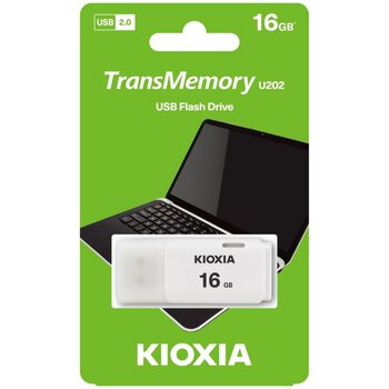 Pendrive USB 2.0 KIOXIA U202 16GB
