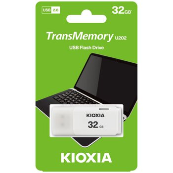 Pendrive USB 2.0 KIOXIA U202 32GB