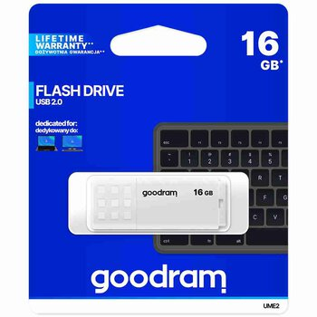 Pendrive USB 2.0 GoodRam UME2 16GB