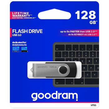 Pendrive USB 3.0 GoodRam UTS3 128GB
