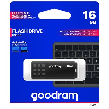 Pendrive USB 3.0 GoodRam UME3 16GB
