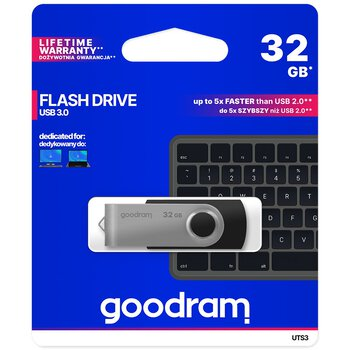 Pendrive USB 3.0 GoodRam UTS3 32GB