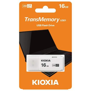 Pendrive USB 3.2 KIOXIA U301 16GB