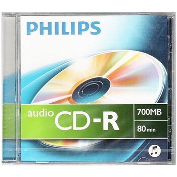 Płyta CD-R AUDIO / Music 80min Philips