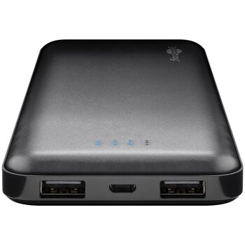 Power Bank Goobay Slimline 10.0 40891 10000mAh