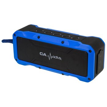 Przenośny głośnik bluetooth stereo California Access Blue'n'bass Skull Rock CA-1513 32W