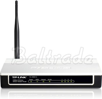 Router Wi-Fi ADSL2+ TP-LINK TD-W8901G