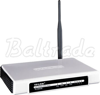 Router Wi-Fi ADSL2+ TP-LINK TD-W8910G