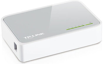 Switch Fast Ethernet 5-portowy TP-LINK TL-SF1005D