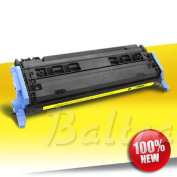 Toner HP 124A 2600 CLJ YELLOW Q6002A