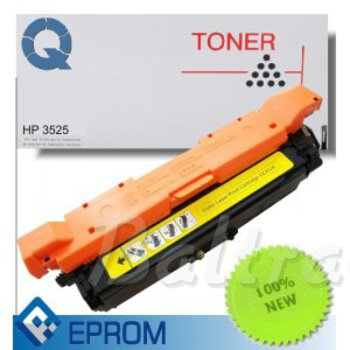 Toner HP 504A 3525 Yellow CE252A