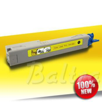 Toner OKI 3300/3400 C Yellow (43459329)
