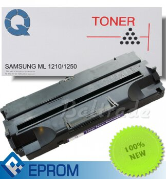 Toner Samsung 1210 / 1250 ML Black ML-1210D